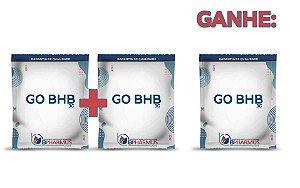 2 Go BHB™ 3g (30 Sachês cada) e ganhe mais 30 sachês - Bpharmus