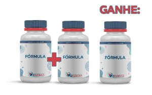 2 Suplemento Vitamínico Cabelo, Pele e Unhas (60 cápsulas cada) e ganhe 1 - Bpharmus