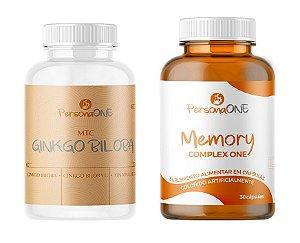 Memória (Memory + Ginkgo Biloba)