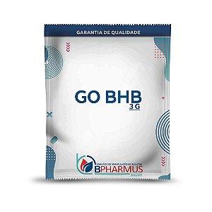 Go BHB™ 3g (30 Sachês) - Bpharmus