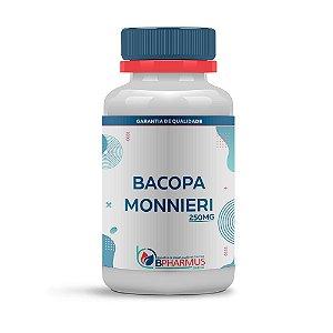 Bacopa Monnieri 250mg (60 Cápsulas) - Bpharmus