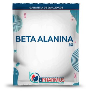 Beta Alanina 3g (30 Sachês) - Bpharmus