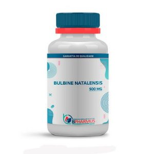 Bulbine Natalensis 500mg 60 Cápsulas - Bpharmus