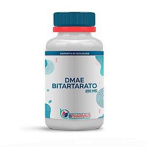 DMAE Bitartarato 250mg 60 Cápsulas - Bpharmus