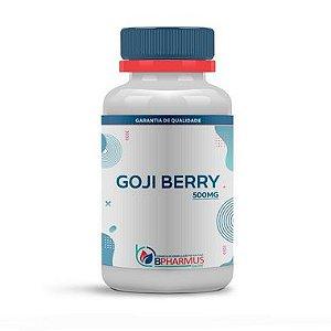 Goji Berry 500mg Concentrado 60 Cápsulas - Bpharmus