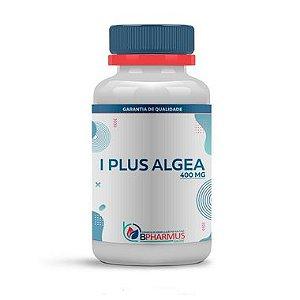 I Plus Algea 400mg 60 Cápsulas - Bpharmus
