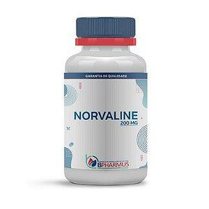 Norvaline 200mg 60 Cápsulas - Bpharmus