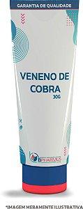 "Veneno de Cobra ""SYN-AKE"" 4% 30 G - Bpharmus"