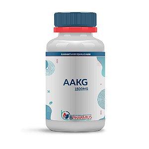 AAKG (Arginina Alfa Cetoglutarato) 1500mg - Bpharmus