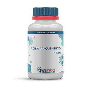 Ácido Araquidônico 500mg - Bpharmus
