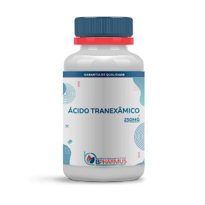 Ácido Tranexâmico 250mg - Bpharmus