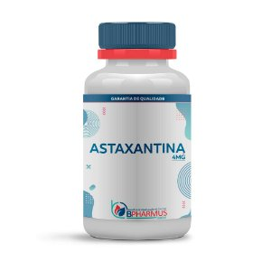 Astaxantina 4mg - Bpharmus