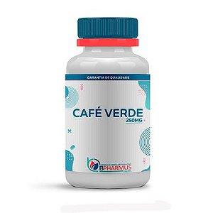 Café Verde 250mg - Bpharmus