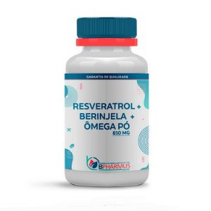 Composto de Resveratrol - Bpharmus