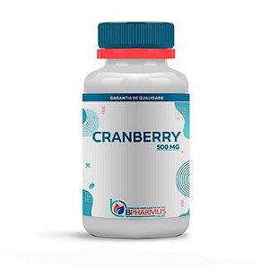Cranberry 500mg - Bpharmus