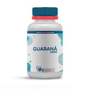 Guaraná 500mg - Bpharmus