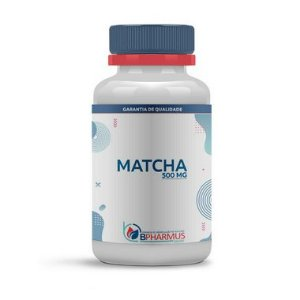 Matcha 500mg - Bpharmus