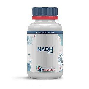 NADH 5mg - Bpharmus