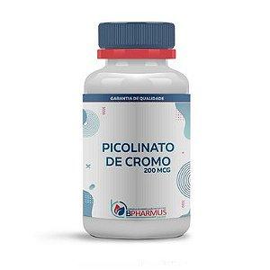 Picolinato de Cromo 200mcg - Bpharmus