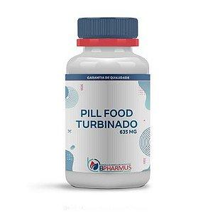 Pill Food Turbinado - Bpharmus