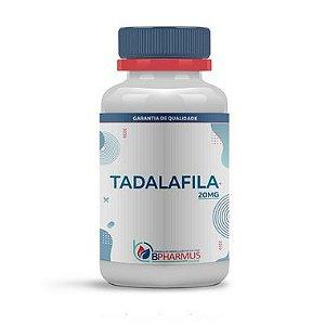 Tadalafila 20mg -  Bpharmus