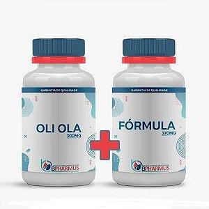 Kit Oli Ola 300 mg (30 cápsulas) + Oli Ola + Nutricolin + Vitamina C (30 cápsulas) - Bpharmus