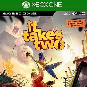 Comprar Jogo It Takes 2 Mídia Digital Online Xbox One - Series S/X