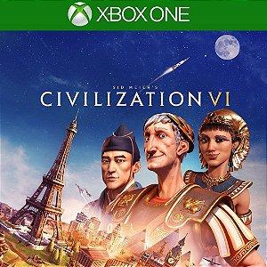 Comprar Jogo Civilization 6 Mídia Digital Online Xbox One - Series S/X