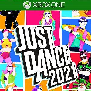Comprar Jogo Just Dance 21 Mídia Digital Online Xbox One - Series S/X