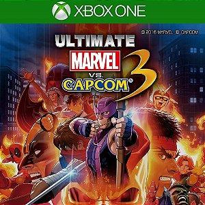 Comprar Jogo Ultimate Marvel vs Capcom 3 Mídia Digital Online Xbox One - Series S/X