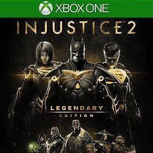 Comprar Jogo Injustice 2 Edicao Lendária Mídia Digital Online Xbox One - Series S/X