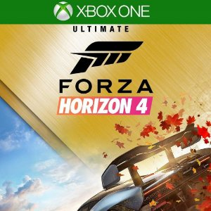 Comprar Jogo Forza Horizon 4 Ultimate Mídia Digital Online Xbox One - Series S/X
