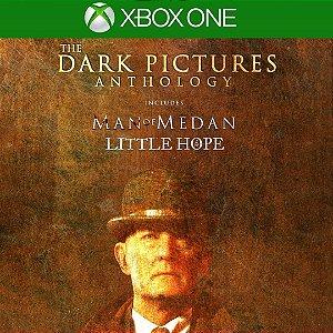 Comprar Jogo Dark Pictures Anthology: Little Hope & Man of Medan Mídia Digital Online Xbox One - Series S/X