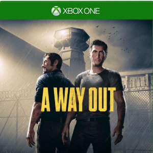 A Way Out Mídia Digital Online Xbox One