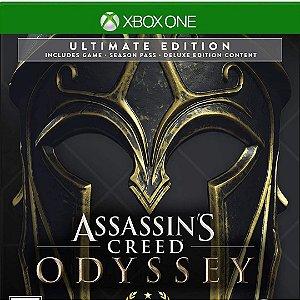 Comprar Assassins Creed Odyssey Edição Ultimate Mídia Digital Xbox One Online