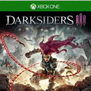 Comprar Darksiders 3 Mídia Digital Xbox One Online