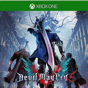 Comprar Devil May Cry 5 Mídia Digital Xbox One Online