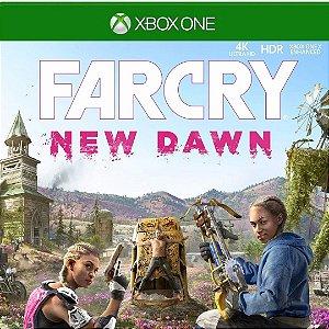 Comprar Far Cry New Dawn Mídia Digital Xbox One Online