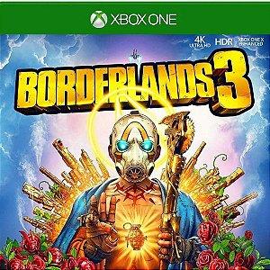 Comprar Jogo Borderlands 3 Mídia Digital Xbox One Online