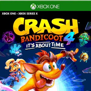 Comprar Jogo Crash Bandicoot 4 Mídia Digital Xbox One Online