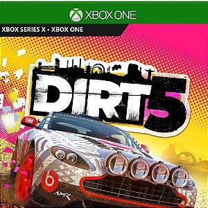 Comprar Jogo Dirt 5 Mídia Digital Xbox One Online
