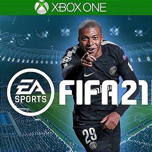 Comprar Jogo Fifa 21 Mídia Digital Xbox One Online