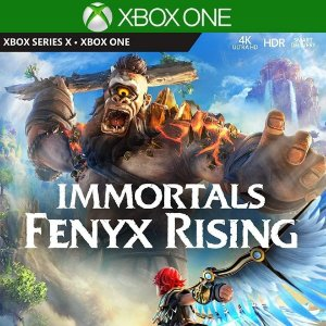 Comprar Jogo Immortals Fenyx Rising Mídia Digital Xbox One Online
