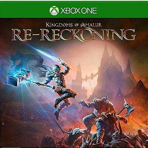 Comprar Jogo Kingdoms of Amalur Re-Reckoning FATE Edition Mídia Digital Xbox One Online