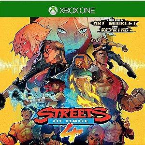 Comprar Jogo Streets of Rage 4 Mídia Digital Xbox One Online