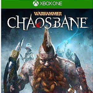 Comprar Warhamme Chaosbane Mídia Digital Xbox One Online