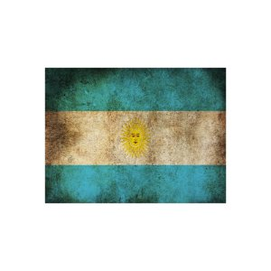 Jogo Americano (Kit 4 Unidades) Nerderia e Lojaria argentina colorido