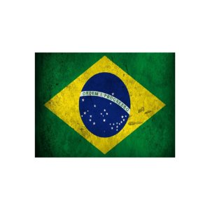 Jogo Americano (Kit 4 Unidades) Nerderia e Lojaria brasil colorido