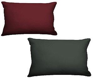 Combo De Fronha Para Travesseiros ( 2 und.) Galaxia Nerderia e Lojaria cores colorido