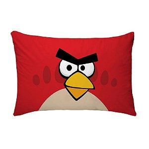 Fronha Para Travesseiros Nerderia e Lojaria angry birds colorido